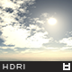 High Resolution Sky HDRi Map 031