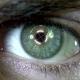 Eyes with Hologram Animation