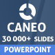Caneo Powerpoint Presentation Template