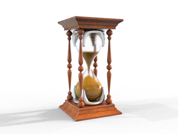 3DOcean Hourglass 19759625