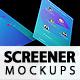 Screener App Screenshot Mockups 1