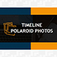 Timeline Polaroid Photos