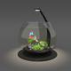 Aquarium bowl