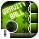 Gravity Ball - HTML5 Game (CAPX)