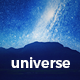 The Universe – Clean, Simple and Content-focused WordPress Blog Theme (Personal)