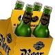 4 Pack Beer Mockup