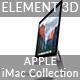 Apple iMac Collection - Element 3D