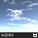 High Resolution Sky HDRi Map 032