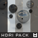 5 High Resolution Sky HDRi Maps Pack 004