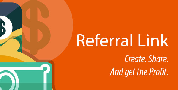 Referral Link - CodeCanyon Item for Sale