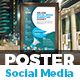 Social Media Marketing Poster V3