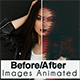 Before/After  Images animated Generator