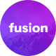 Fusion - A Distinctive Portfolio Template