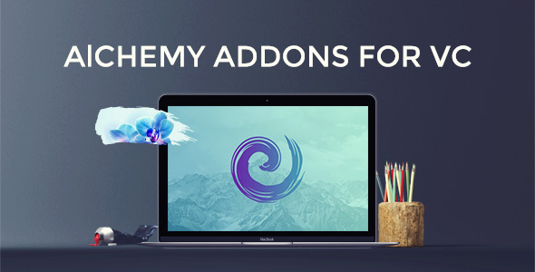 Alchemy Addons for Visual Composer (Add-ons) images