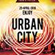 Urban City Flyer