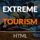 Extreme Tourism – Tourism & Adventure HTML5 Template