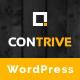 Contrive - Building & Construction Responsive WordPress Theme