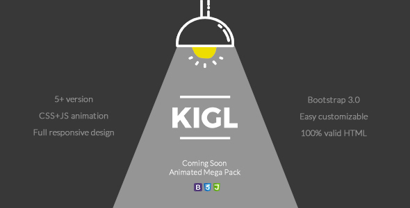 Kigl – Coming Quickly Animated Mega Pack (Beneath Building)