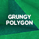 10 Different Grungy Polygonal Backgrounds