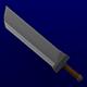 Lowpoly Great Sword