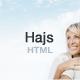 Hajs - Modern Multi-Purpose Landing Page Template
