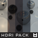 5 High Resolution Sky HDRi Maps Pack 005