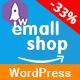 EmallShop - современная тема для любого магазина на WordPress