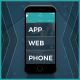 Web / App Presentation - Phone