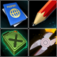 Modern Tools Icons