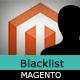 E-Mail Blacklist for Checkout