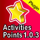 Plugin Activities Points For Wowonder
