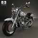 Harley-Davidson FLSTF Fat Boy 1990