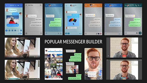 Popular Messenger Builder - Latest News on Apple products Latest Release Apps and Games