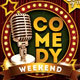 Stand-up Comedy Weekend