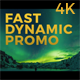 Download Fast Dynamic Promo from VideHive