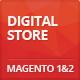 Digitalstore - Responsive Magento 1 & 2 Theme