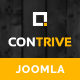 Contrive - Building & Construction Business Joomla Theme