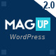 MagUp - Modern Styled Magazine WordPress Theme with Paid / Free Guest Blogging System