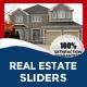 Real Estate Sliders