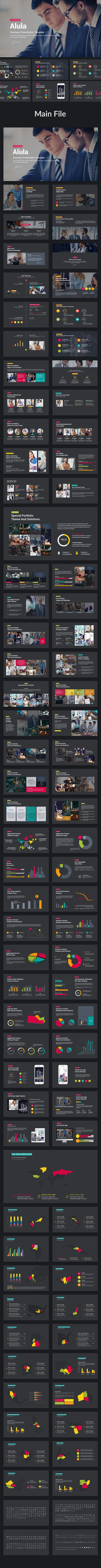 Alula - Business Powerpoint Template (PowerPoint Templates)