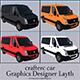 Volkswagen Crafter ( Full textures & editor )