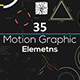 35 Motion Graphic Elements