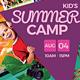 Kids Summer camp Flyer V3