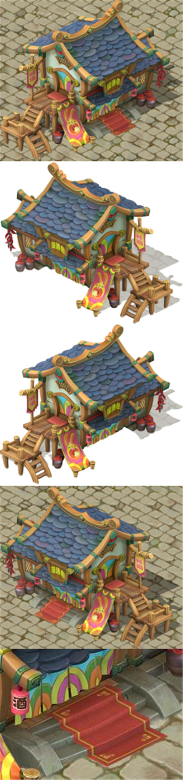 Cartoon version - pub - 3DOcean Item for Sale