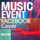 10 Facebook Cover - Music Events