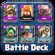 Random Battle Deck Clash Royale