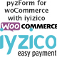 pyzForm for woCommerce with iyizico