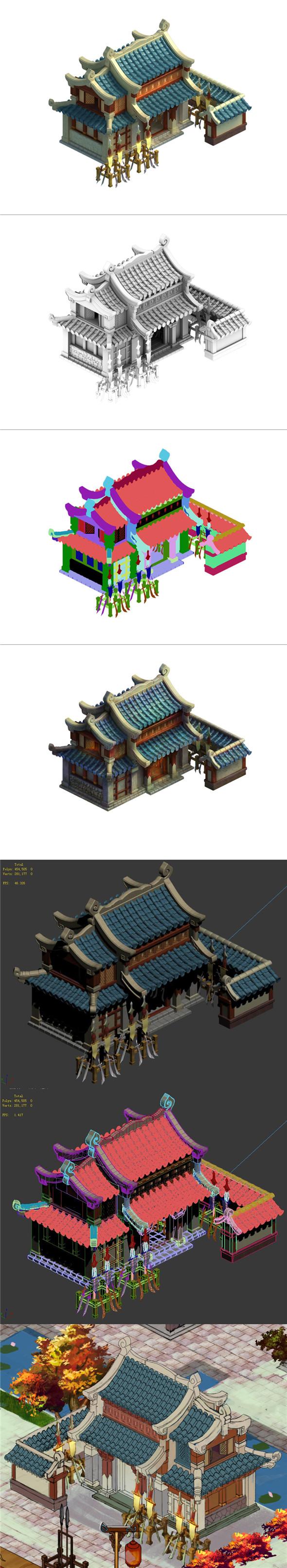 Cartoon - house 11 - 3DOcean Item for Sale