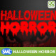 Halloween Horror - AudioJungle Item for Sale