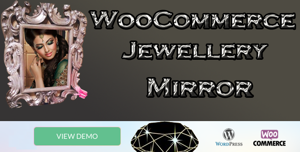 Jewellery Mirror WooCommerce Plugin popup (WooCommerce) images